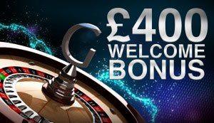 Welkomstbonus in online casino