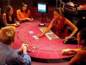 Online Baccarat spelregels