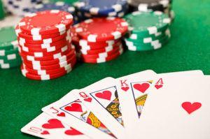 Online poker spelen